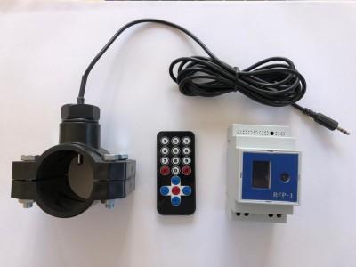 swimming pool filtration regulator