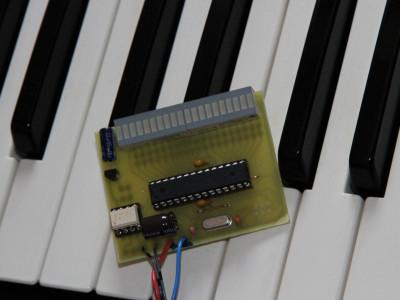 MIDI-Channel-Analyzer MKII [140065-I]