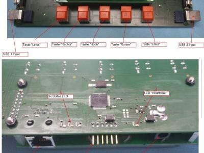 USB Current Control Unit