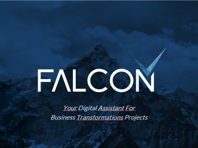 Falcon - Your Digital Assistant For Business Transformations Projects