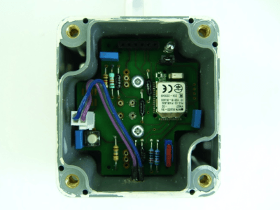 Outside Temperature via Bluetooth BLE 4.0 [140190-I]