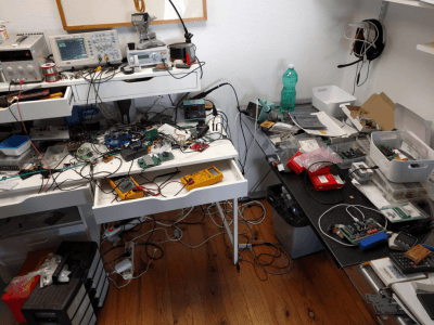 Show Us Your Home Lab and Win More Gear to Clutter It With