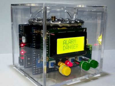Earthquake Alarm System