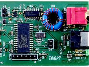 USB-SPDIF Interface – [180027]