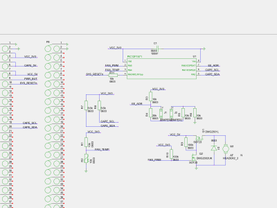 Fan Cape for BeagleBone AI