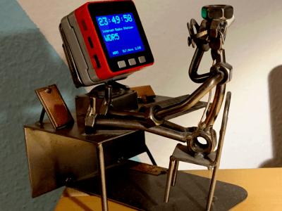 M5Stack/ESP32 Internet Radio with ANNEX32-RDS