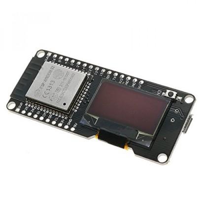 ESP32 + OLED op één board | Elektor Magazine
