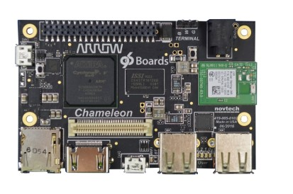 Arrow Chameleon96 board
