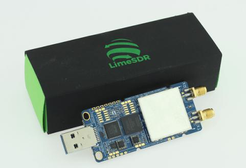 LimeSDR-Mini Box content