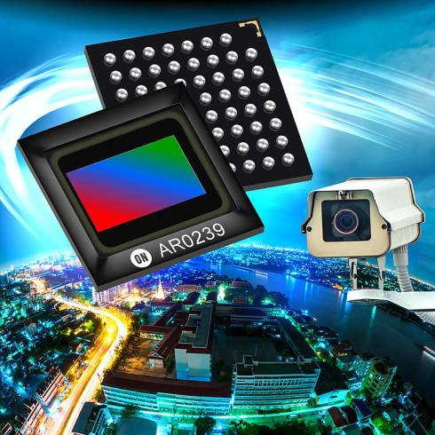 AR0239 CMOS digital image sensor