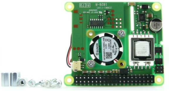 Review: Raspberry Pi Power over Ethernet HAT - page 2
