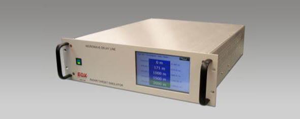 Eastern OptX radar altimeter test