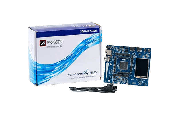 Renesas Promotion Kit S5D9