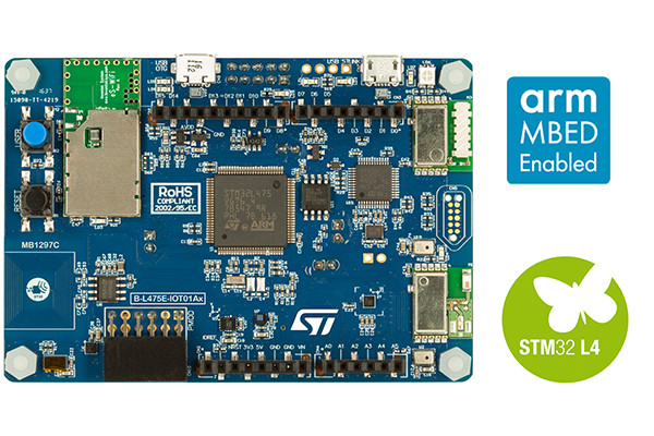 STMicroelectronics STM32L4 Discovery Kit IoT Node