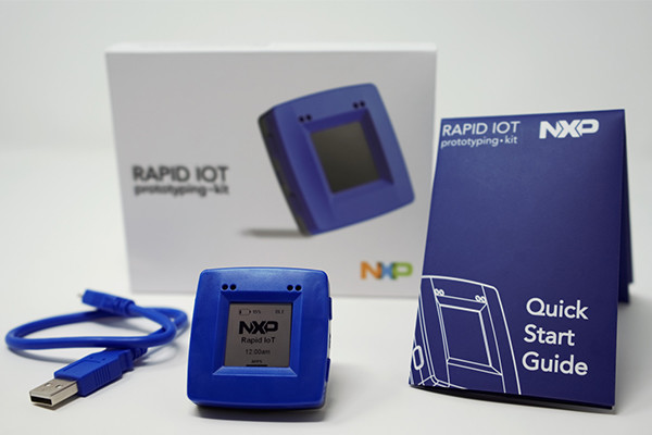 NXP Rapid IoT Prototyping Kit