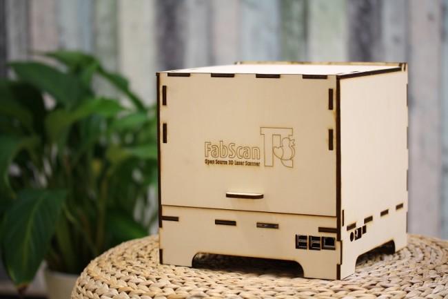 Fabscan Pi 3D-Scanner