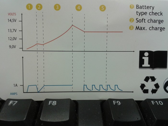 REVIEW: El-cheapo battery charger / trainer - page 3