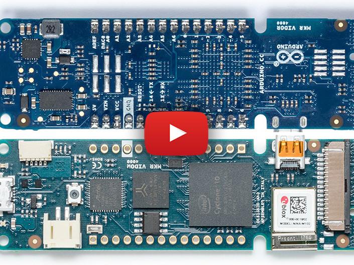 Arduino Vidor: An FPGA for everyone?