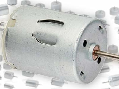 Circuit de commande de moteur en PWM avec double pont en H
