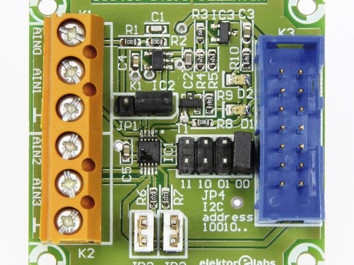 Module CA/N pour Arduino, carte Linux, etc.