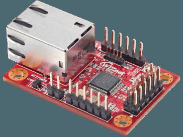 Cartes de conversion série-Ethernet WIZ750SR et WIZ752SR open source et abordables