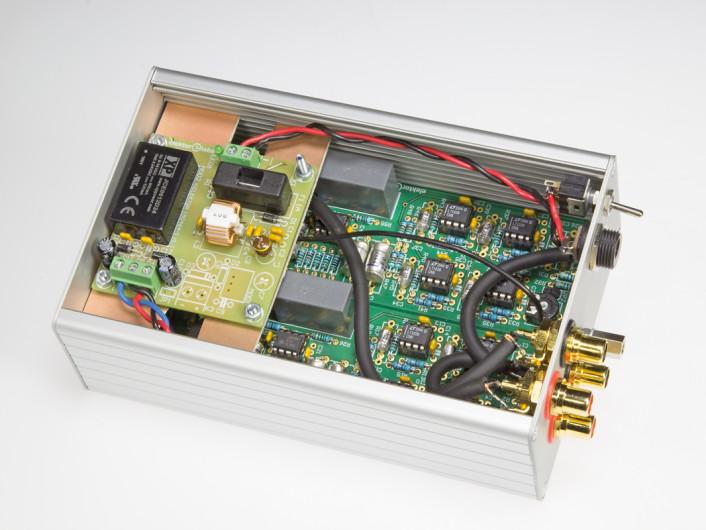 Cool Summer Gratis Artikel: Supra 2.0 super ruisarme MM/MD-phono-voorversterker