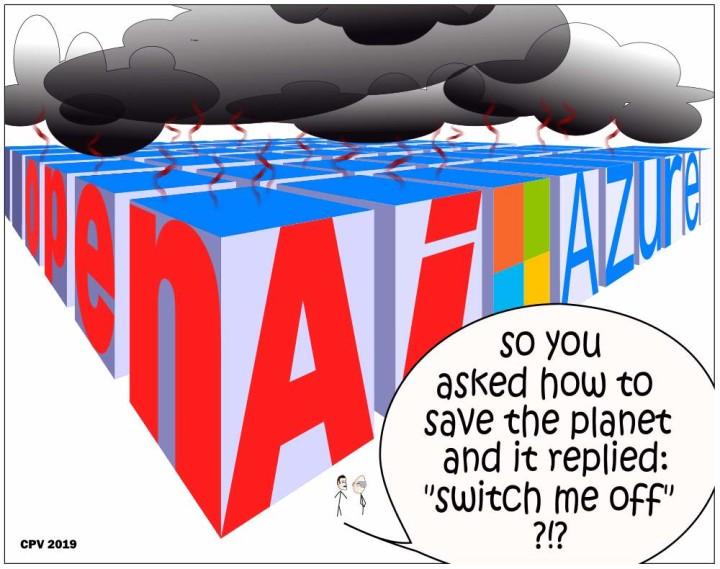 OpenAI & Azure: switch me off
