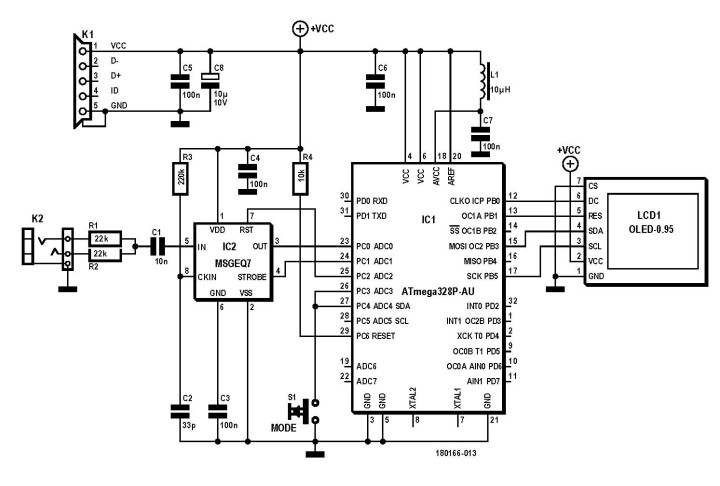 Simple 7-Band Audio Spectrometers | Elr Magazine on switch schematic, counter schematic, valve schematic, pump schematic, generator schematic, ammeter schematic, laser schematic, microcontroller schematic, potentiometer schematic, computer schematic, light schematic, thermocouple schematic, hplc schematic, antenna schematic, radar schematic, transducer schematic, sensor schematic, electronics schematic, op-amp schematic, transistor schematic,
