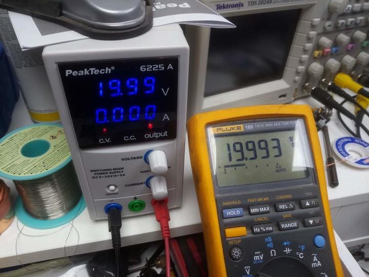 PeakTech PSU 6225 A