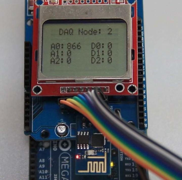 Sunfounder IoT Shield kit LCD