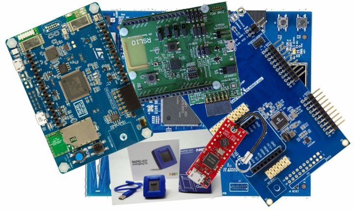 Elektor Board Games free Avnet boards