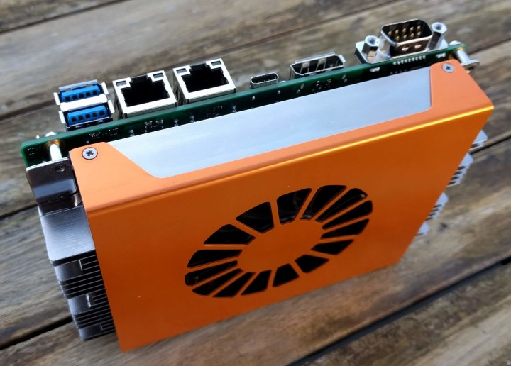 conga-jc370 with active cooling