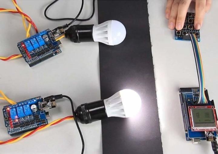 Sunfounder IoT Shield kit dangerous relays