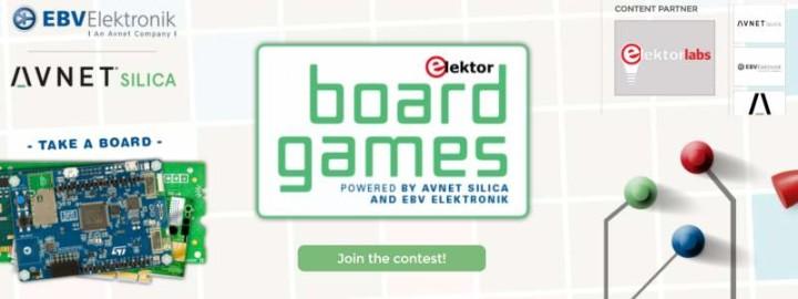 Elektor Board Games