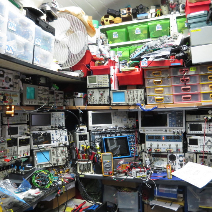 Cyrob's home lab