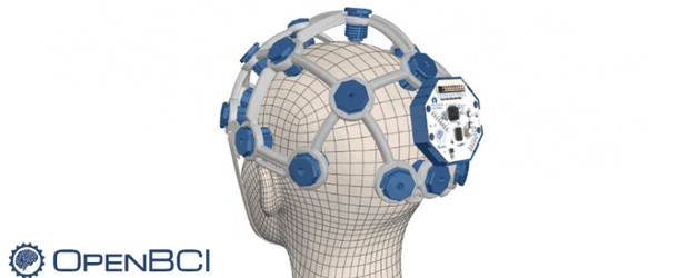 Develop Mind-controlled Devices With OpenBCI | Elektor Magazine