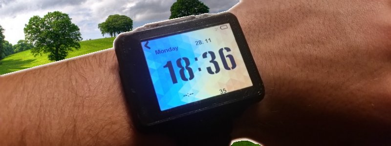 nwatch smart watch dev system