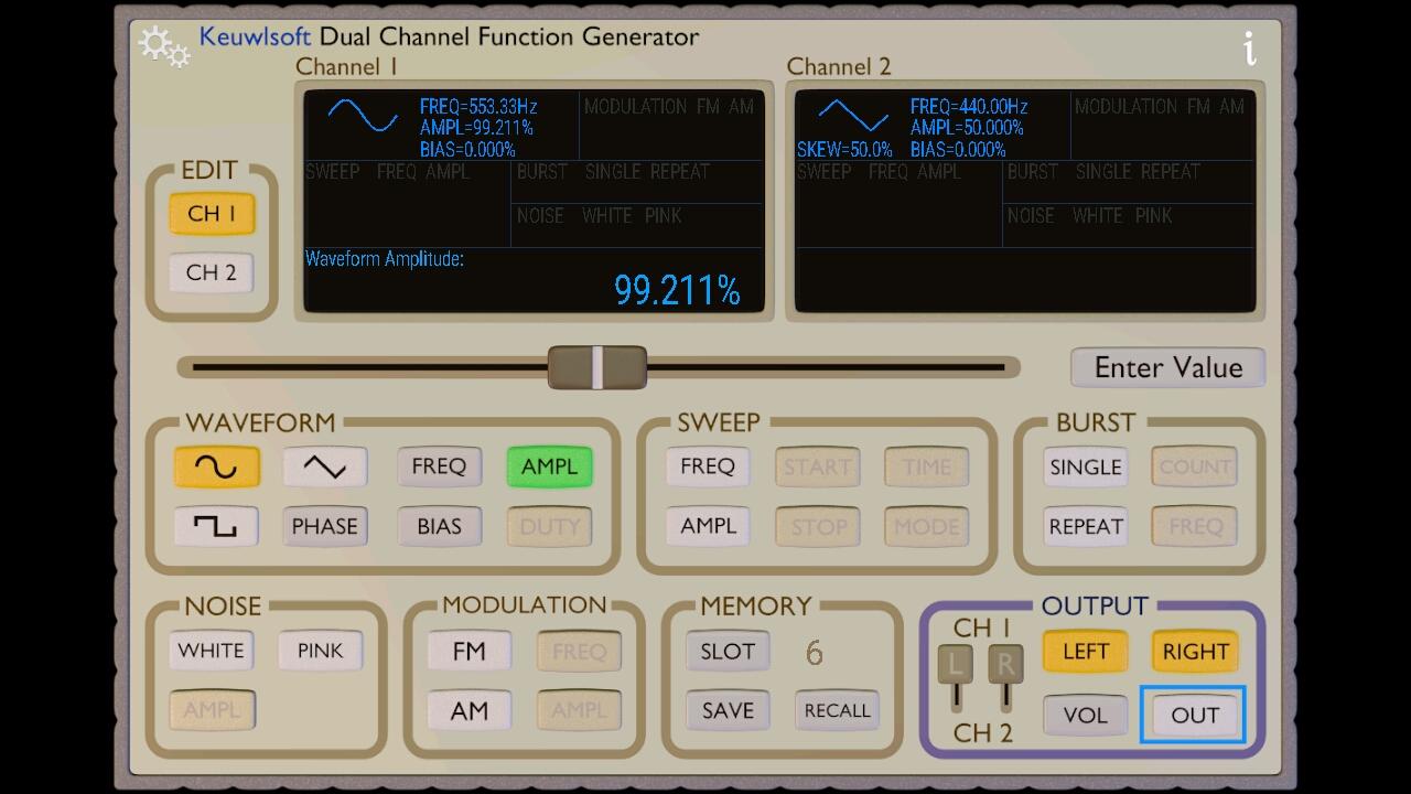 Review Function Generator In The Pocket Elektor Magazine Split Supply