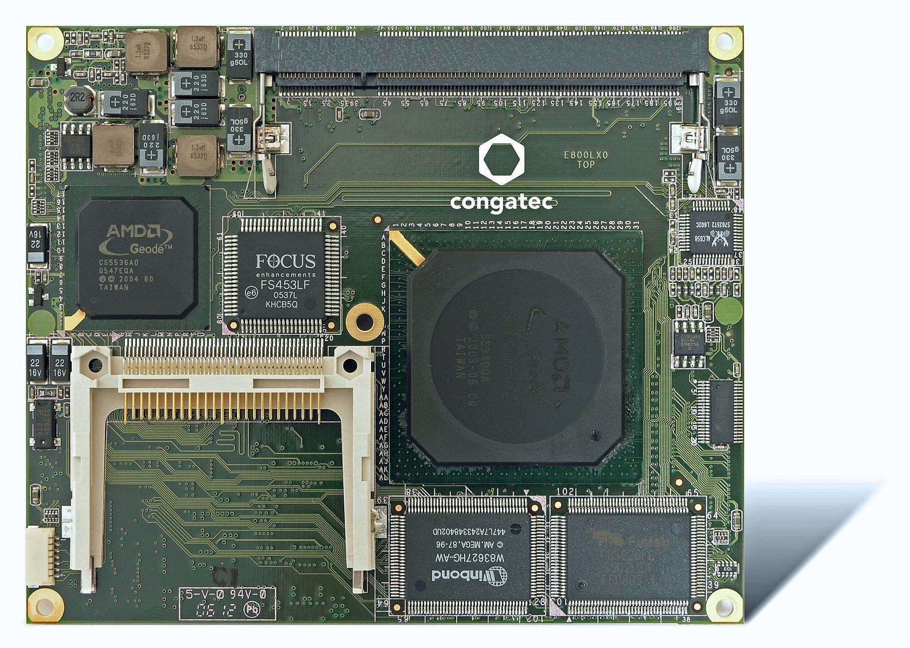 ELX-module congatec