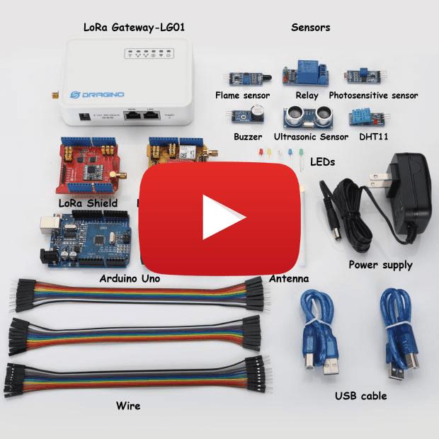 My Things on Internet through LoRa & Arduino | Elektor Magazine