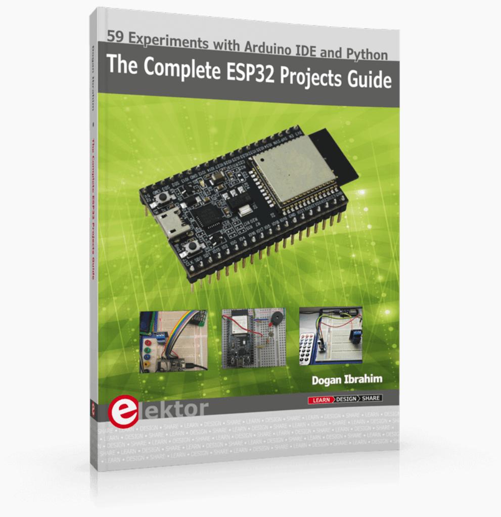 ESP32: A whole bunch of useful projects | Elektor Magazine