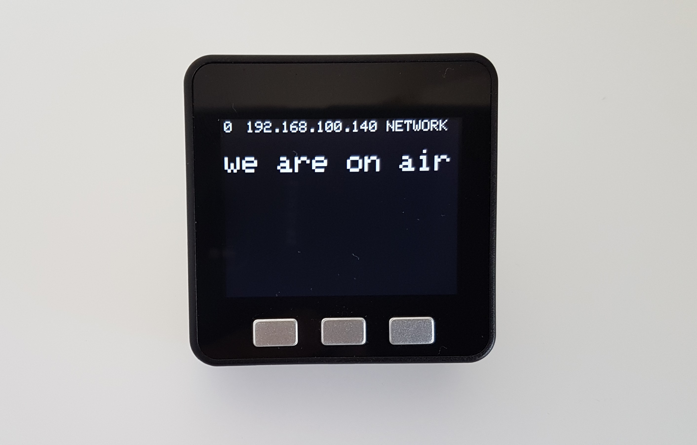 M5Stack – An ESP32 Plus Graphic Display in a Cute Case