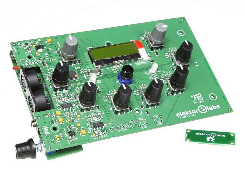 J2B Synthesizer