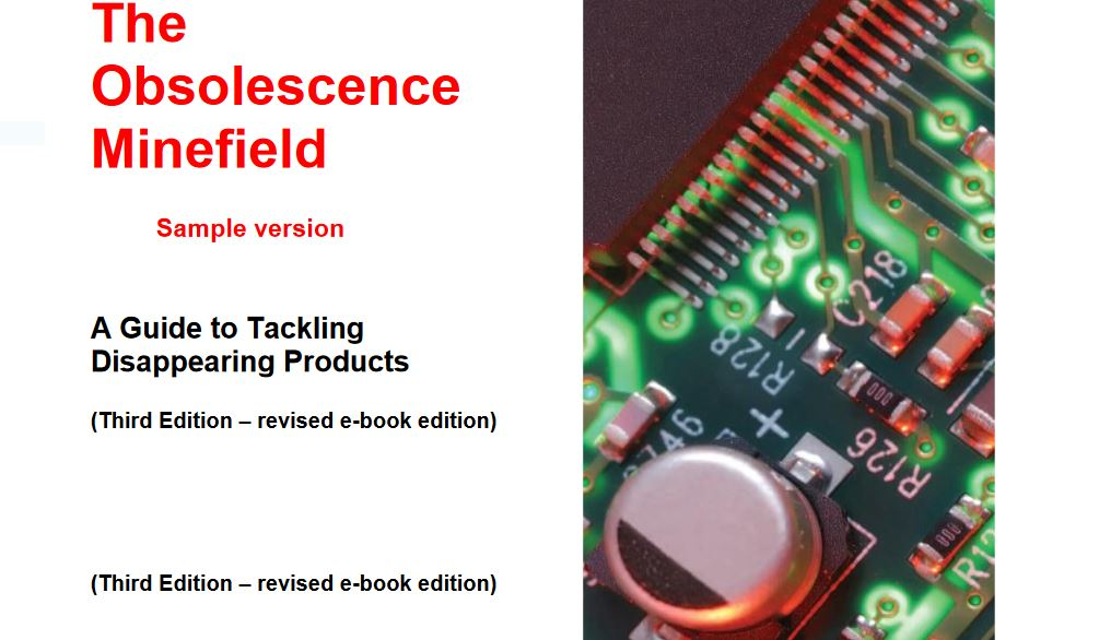 Book The Obsolescence Minefield