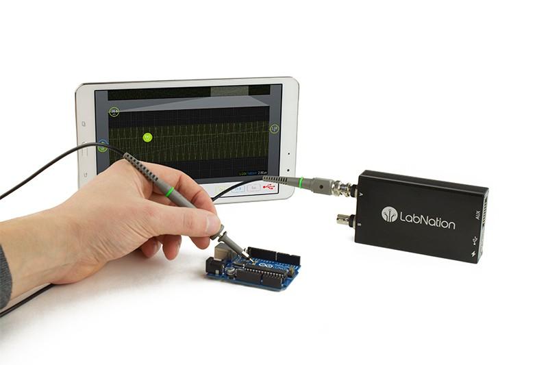 Smartscope and Arduino