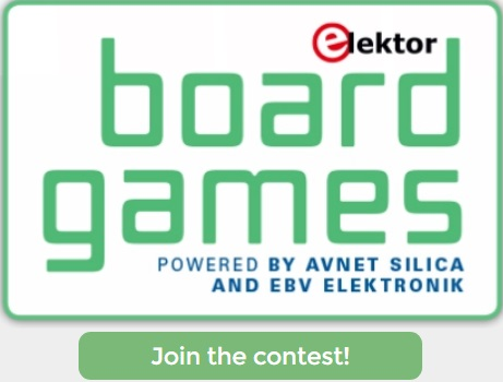 Join the Elektor Board Games