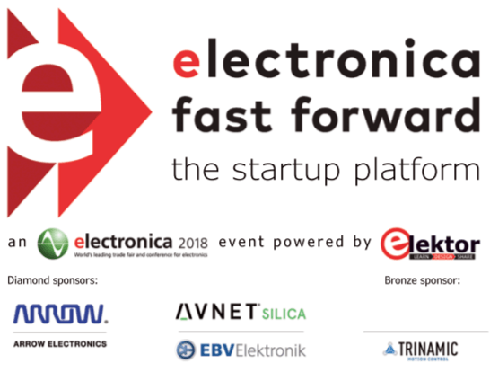 electronica Fast Forward 2018
