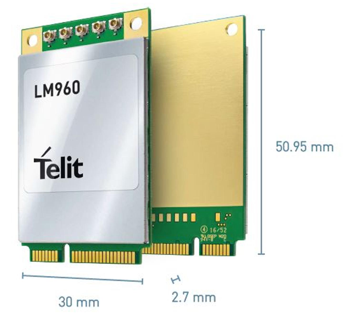 Rutronik Telit LM960A18