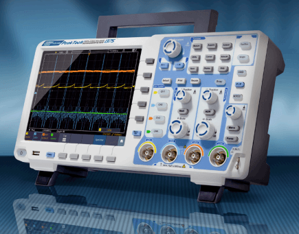 New Oscilloscope Series for Mobile Use