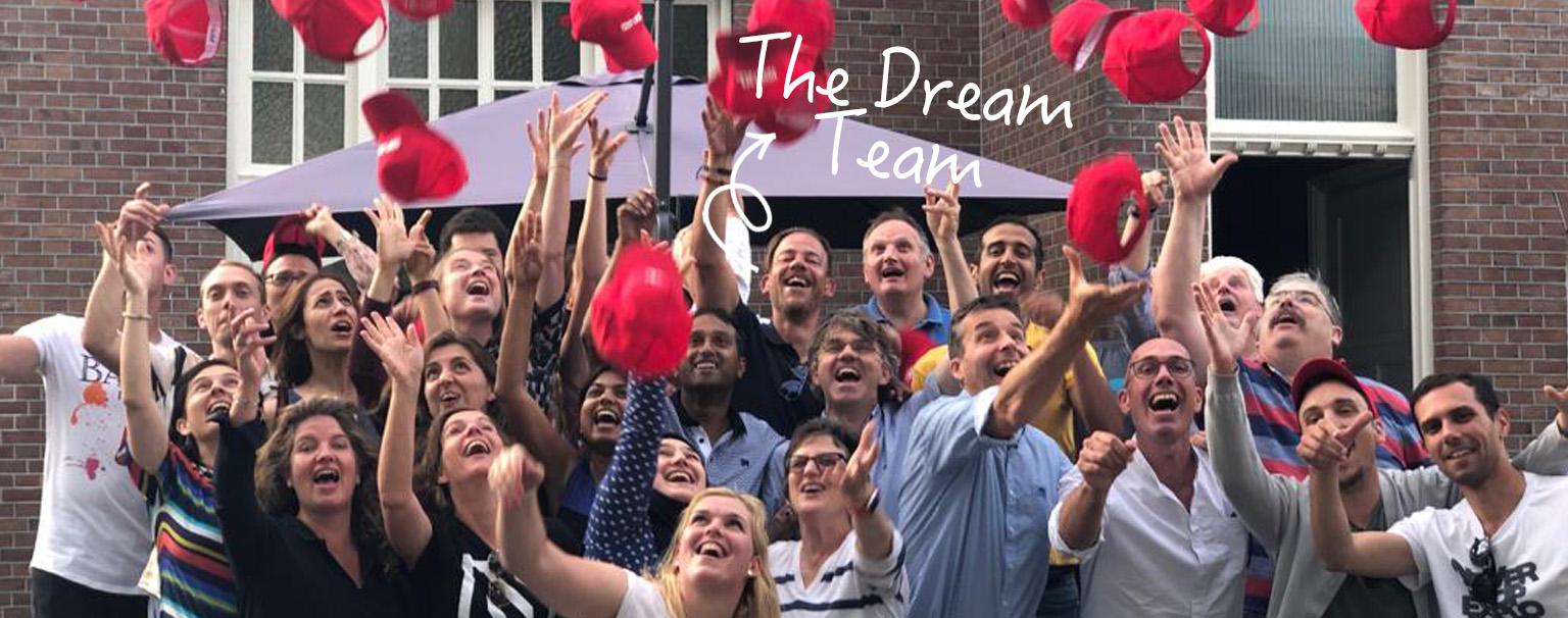 HighTechXL_dreamteam